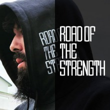 [USA FIT] ROAD OF THE STRENGTH HOOD